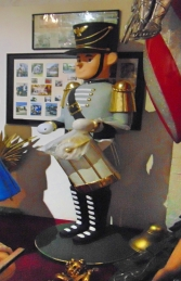 Nutcracker with Drum 7ft (JR 3172) - Thumbnail 03