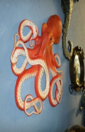Octopus Wall Decor (JR 140096) - Thumbnail 01