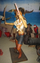 Pirate Girl 5.5ft (JR 2356) - Thumbnail 03