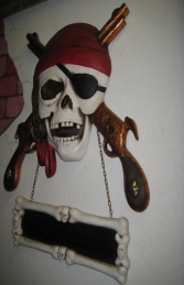 Pirate Wall Decor - Guns (JR EX) - Thumbnail 03