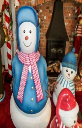 Snowman - Papa 6ft (JR S-022) - Thumbnail 02
