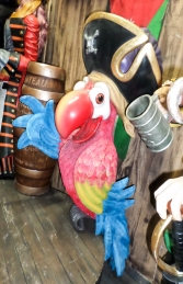 Parrot - Pirate without Stand ( JR C-072) - Thumbnail 03