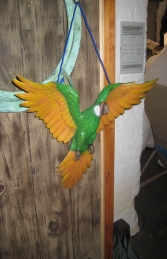 Parrot Flying - Green (JR JZ) - Thumbnail 01