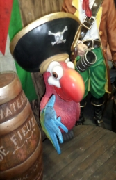 Parrot - Pirate without Stand ( JR C-072) - Thumbnail 02