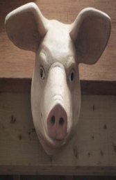 Pig Head (JR 0027)    - Thumbnail 01