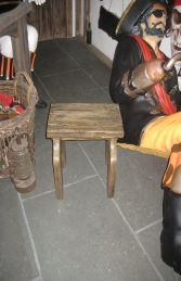 Pirate Stool (JR 110058) - Thumbnail 01