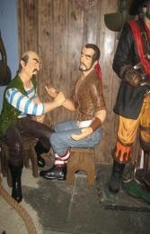 Pirate Stool (JR 110058) - Thumbnail 03