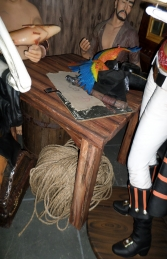 Pirate Table - Wood Effect (JR R-086) - Thumbnail 01