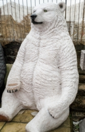 Jumbo Polar Bear (JR 130086) - Thumbnail 02