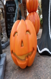 Pumpkin- Smiley Face (JR C-168)