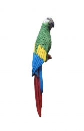 PARROT SITTING - GREEN - JR R-036G - Thumbnail 02