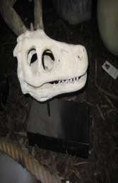 Raptor Skull on base (JR 100503RS)