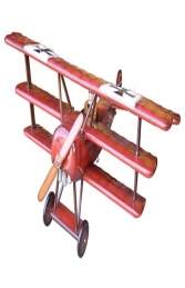 Red Baron Plane (JR 2277) - Thumbnail 01