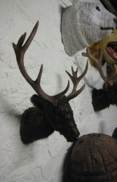 Reindeer Head Furry (JR 2097) - Thumbnail 02