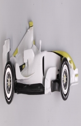 FI Racing Car Wall Decoration - 4ft (DF-6330B)