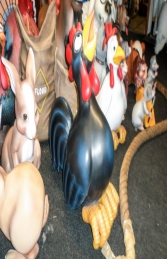 Funny Rooster ( JR C-136) - Thumbnail 03