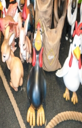 Funny Rooster ( JR C-136) - Thumbnail 02