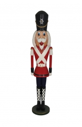Nutcracker Jimmy with base 7.5ft JR S-027