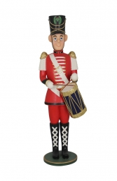 Toy Soldier with Drum (JR S-030) - Thumbnail 01