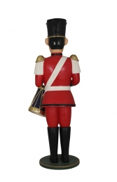 Toy Soldier with Drum (JR S-030) - Thumbnail 03
