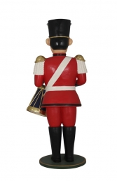 Toy Soldier with Drum (JR S-029) - Thumbnail 03