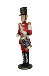 Toy Soldier with Drum (JR S-029) - Thumbnail 01