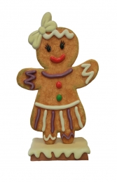 Ginger Bread Girl (JR S-050) - Thumbnail 01