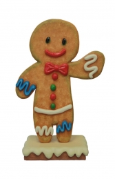 Ginger Bread Boy (JR S-051) - Thumbnail 01