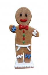 Mini Ginger Bread Papa (JR S-093)