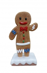 Mini Ginger Bread Son (JR S-095) - Thumbnail 01
