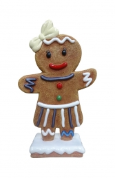 Mini Ginger Bread Girl (JR S-096)