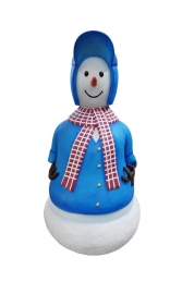 Snowman - Papa -mini (JR S-099) - Thumbnail 01