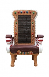 Gingerbread Throne (JR S-120)