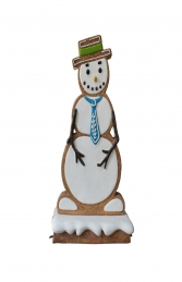 GINGERBREAD SNOWMAN - JR S-198