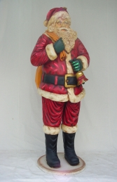 Father Christmas / Santa Claus Figure 7.5ft (JR 676) - Thumbnail 01