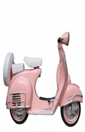 Pink Scooter (JR DF6450P)