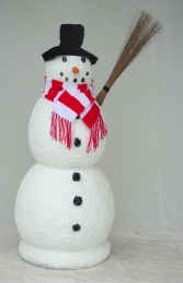 Snowman 6ft (JR 1605) - Thumbnail 01