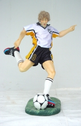 Soccer Player Action (JR 1633) - Thumbnail 01