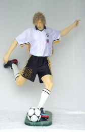 Soccer Player Action (JR 1632)