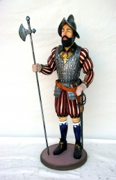 Spanish Knight 3ft (JR 1800)
