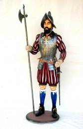 Spanish Knight 6ft (JR 1747)