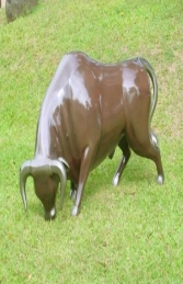 Stylised Bull (JR ST6435)