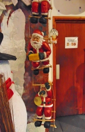 Santa on Rope (JR 1093) - Thumbnail 03