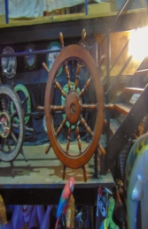 Ship Wheel Big (JR 030714W) - Thumbnail 01