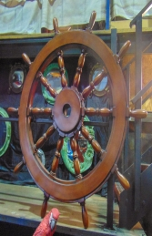 Ship Wheel Big (JR 030714W) - Thumbnail 02