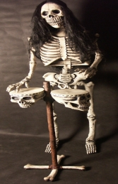 Skeleton Band - Bongo Player 5.5ft (JR CA )
