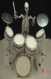 Skeleton Band - Drummer 5.5ft (JR CA150)
