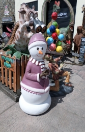 Snowman - Muma 6ft (JR S-023) - Thumbnail 01