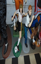 Soccer Player Action (JR 1633) - Thumbnail 02