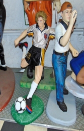 Soccer Player Action (JR 1633) - Thumbnail 03